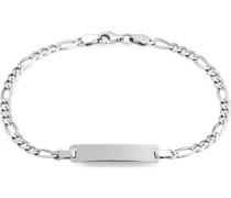 Unisex-Armband I.D.-ARMBAND 925er Silber One Size 87665607