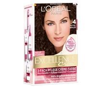 172 ml  Nr. 4 - Mittelbraun Creme Color Haarfarbe