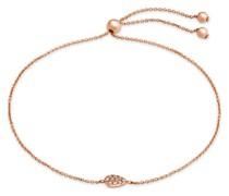 -Armband 375er Rosegold Diamant One Size 32011940