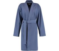 Bademantel Kimono 815 nachtblau - 10