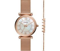-Uhren-Sets Analog Quarz One Size 88173201