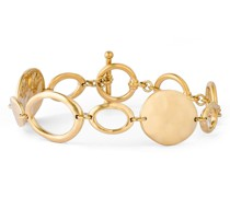 Armband Messing gelbgold