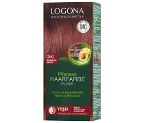 Pulver 050 Mahagonienbraun Haarfarbe 100g