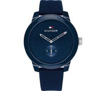 Uhren Analog Quarz Blau 32016096