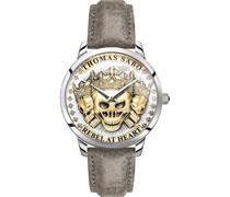 -Uhren Analog Quarz One Size 87792757