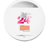 Nr. 48 - Sun Beige Superstay 24 H Waterproof Powder Puder