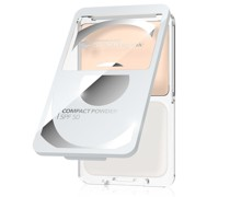 Puder Gesichts-Make-up 9.5 g Weiss