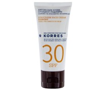 Sunscreen Face Cream Yoghurt SPF 30