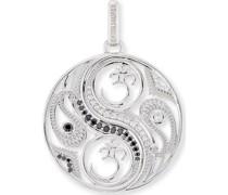 -Anhänger 925er Silber 42 Zirkonia One Size 88054849