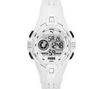 -Uhren Digital Quarz Rot 32012505