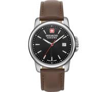 -Uhren Analog Quarz Schwarz 32015837