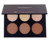 1 Stück  Light to Medium Powder Contour Kit Make-up Set