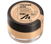 25 ml Nr. 34 - Soft Beige Fresher Skin Foundation