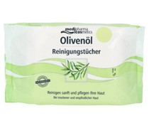 Olivenöl Reinigungstücher