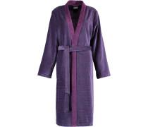 Bademantel Kimono Beeren-Optik 6117 cassis - 81