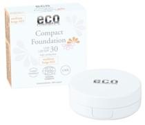 Compact Foundation LSF30 - 025 Medium Beige 10g