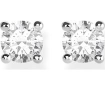 -Ohrstecker 925er Silber One Size 87343804