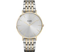 -Uhren Analog Quarz Gold 32011554