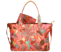 Diaper Bag Pink Flamingo Tasche