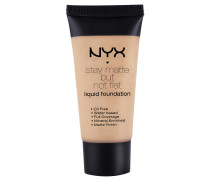 Nr. 09 Tan Stay Matte But Not Flat Liquid Foundation
