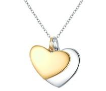 Halskette HerzSterling Silber