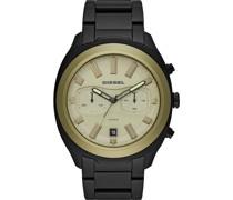 -Uhren Analog Quarz One Size Edelstahl 87594858