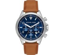 -Uhren Quarz One Size Leder 87972585