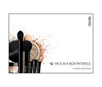 8 g  Face in a Box Starter Kit - Patience Make-up Set