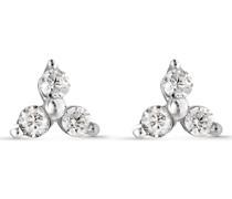 -Ohrstecker 925er Silber 6 Zirkonia One Size 87996255