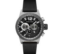-Uhren Analog One Size Leder 87669424