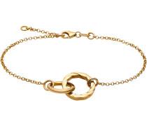 -Armband 375er Gelbgold One Size 86776634