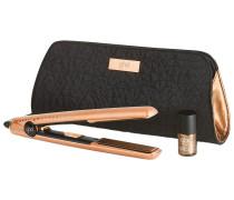 1 Stück  Copper Luxe V Gold Styler Premium Gift Set Haarglätter