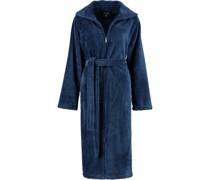 Bademantel Kimono 804 nachtblau - 11