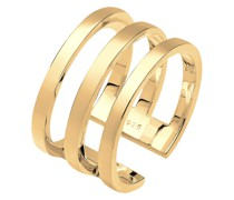 Ring Blogger Must-Have Wickelring 925 Sterling Silber Ringe