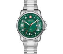 -Uhren Analog Quarz Grün 32011593