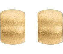 -Ohrstecker 375er Gelbgold One Size 87473775