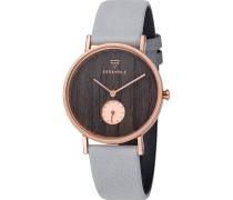 -Uhren Analog Quarz Rosa 32005845