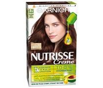 1 Stück  Nr. 5.23 - Goldenes Rose Braun Nutrisse Creme Intensivcoloration Haarfarbe