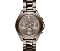 -Uhren Analog Quarz Silber 32016129