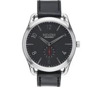 -Uhren Analog Quarz One Size Leder 32002244