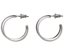 Solitary Earring Silver Ohrring