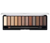 Nr. 1 - Nude Edition Blush Eyemazing Eye Contouring Palette Lidschattenpalette 14.16 g