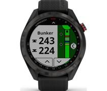 Unisex-Smartwatch Digital Akku Beige 32017153