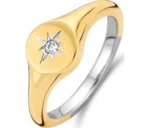 -Damenring 925er Silber Zirkonia 62 32014855