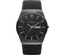 -Uhren Analog Quarz Schwarz 32001643