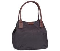 1 Stück  Miri Shopper Nylon Braun Tasche