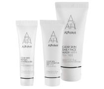 1 Stück  Clear Skin Kit Gesichtspflegeset