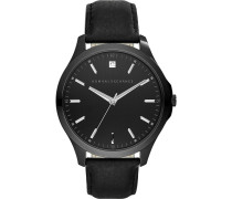 -Uhren Analog Quarz One Size Leder 88125631