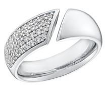 Ring für, Sterling Silber 925, Zirkonia