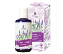 Öl-Molke Bad - Lavendel 100ml